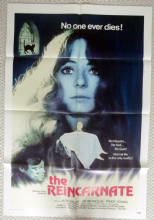 Reincarnate, Original Movie Poster, Trudy Young, Jack Creley, '71